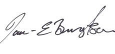 Signatur Bengtson